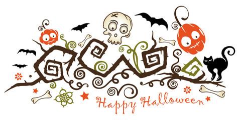 Happy Halloween, Dekoration