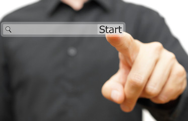 Start your new job,  career or project online. find opportunity