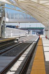 Tracks Through Denver Station
