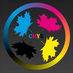 Maple CMYK Logo