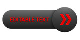 VECTOR BUTTON with EDITABLE TEXT (red arrows)