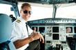Leinwanddruck Bild - Ready to flight.