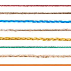 wool string rope cord cable line