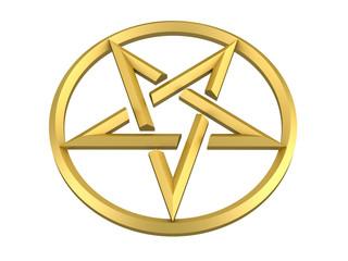 Pentagram - sign