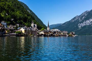 Hallstatt Austria,