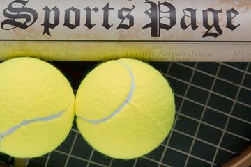 Symbolic sports page