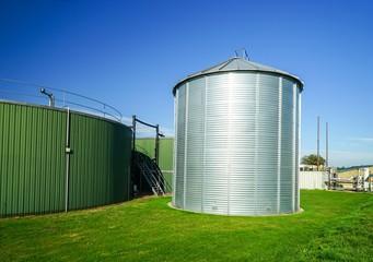 Biogasanlage - Gärbehälter