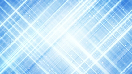 light blue crossed stripes abstract loopable background