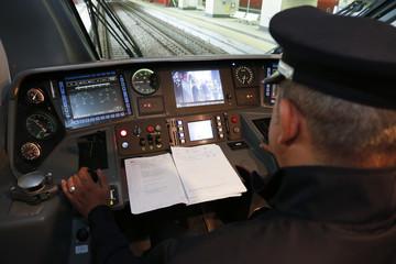 Macchinista del treno