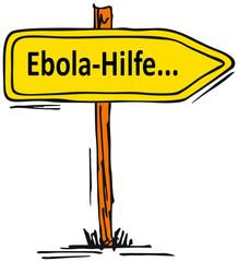 Ebola Hilfe...