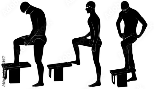 swimmers athletes