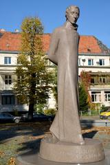 Monument Lyudvikasu Raza (Ludwig Raza) (1776-1840) in Kaliningra
