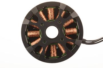 Brushless Motor Isolated