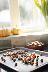 Hazelnuts for Roasting
