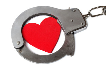 Cuffed heart