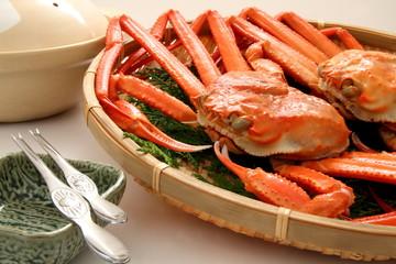 カニ鍋 蟹すき 冬の味覚