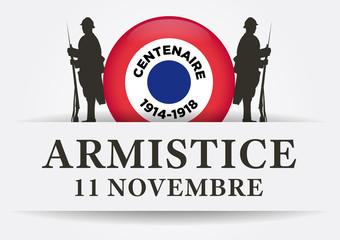Armistice 11 novembre 14-18