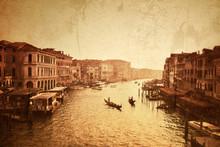 """Постер, картина, фотообои """"Venice"""""""