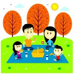 Family Fun Picnic at The Park