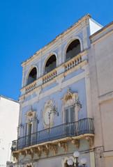 Albano palace. Fasano. Puglia. Italy.