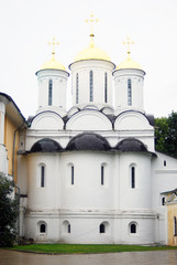 Holy Transfiguration church. Yaroslavl, Russia. UNESCO Heritage