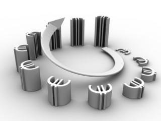 Europe Reflation 3D Concept II