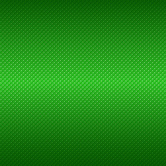 Green fabric texture or carbon background
