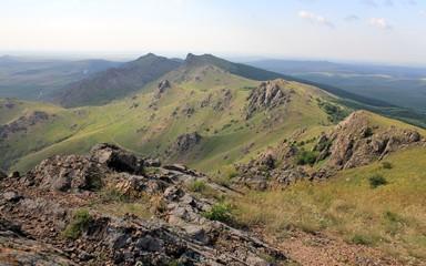 Macin Mountains