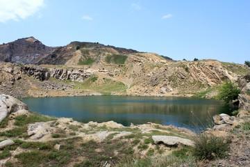 Iacobdeal Lake - Macin Mountains