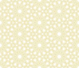 Islamic Star Pattern background
