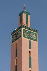 Mosque of Tiznit city, Morocco