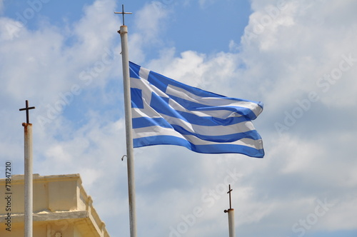 canvas print picture Rethymno (Kreta)