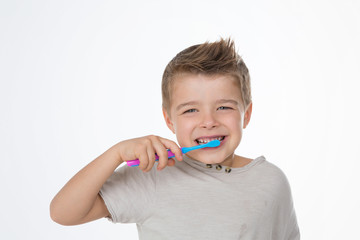 oral care example
