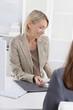 Vorstellungsgespräch: Karriere Chancen von Frauen