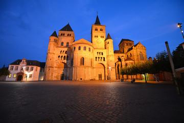 Trierer Dom, Hohe Domkirche St. Peter zu Trier, Peterskirche