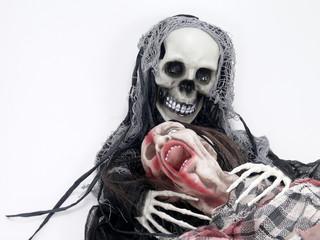 Gevatter Tod und Wiedergänger (Zombie oder Untoter)