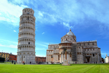 Piazza dei miracoli - Pisa - Toscana