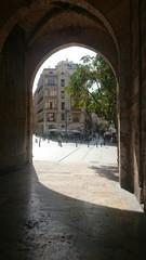 Puerta de las Torres de Serranos