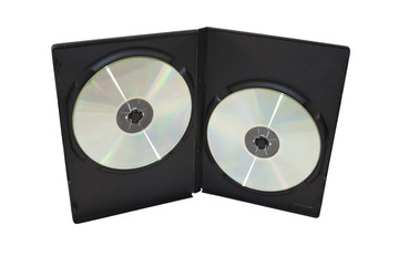 custodia doppio cd dvd bluray