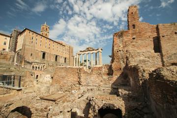Forum Romain - Rome