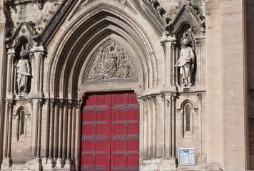Kirche Sainte-Perpétue et Sainte-Félicité in Nîmes