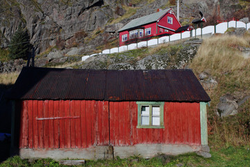 Old and modern Lofoten