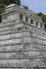 Temple of Inscriptions, Palenque, Mexico
