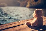 Teddy bear - Fine Art prints