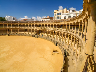 view of arena de toros, ronda