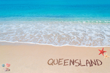 queensland writing
