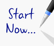 Start Now Shows Do It And Active