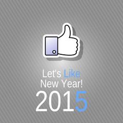 Like New Year 2015