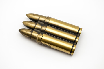 Bullet Shaped Lighter, closed