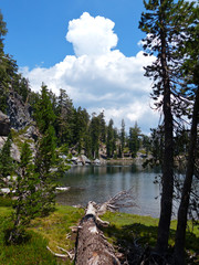 Terrace Lake, Lassen Volcanic National Park
